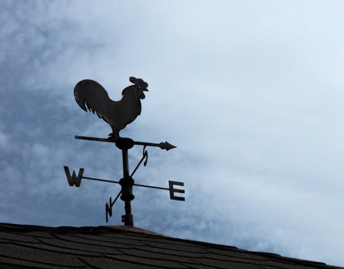 istock weather vane
